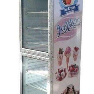 خرید فریزر ایستاده ۶۰ سانتی بستنی فروشی با قیمت ارزان