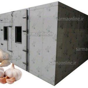 ساخت سفارشی سردخانه سیر