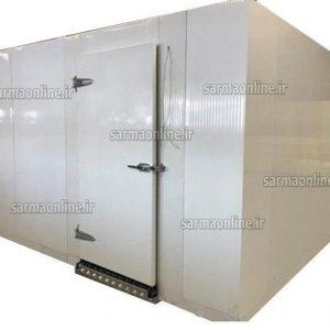 ساخت سفارشی سردخانه بستنی با بهترین کیفیت