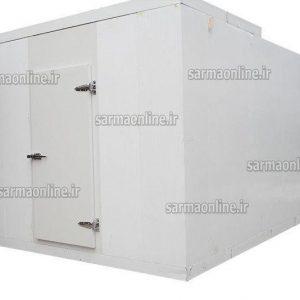 احداث سردخانه صنعتی با تجهیزات کامل