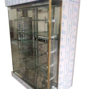 فروش ارزان یخچال آکواریومی ایستاده قنادی